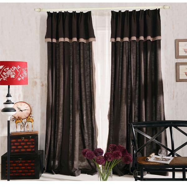 rèm vải cao cấp được ưu tiên lựa chọn