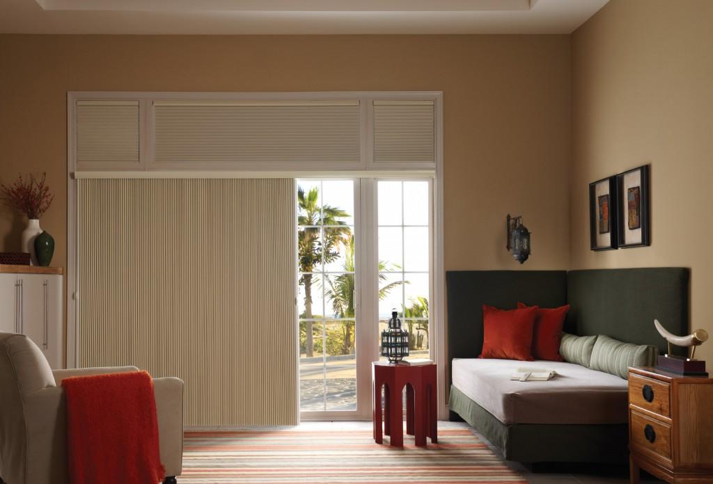 mẹo nhỏ khi chọn rèm lá dọc cho phòng ngủ