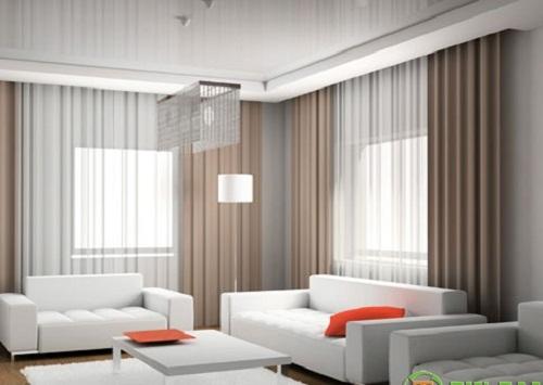 tạo sự kết nối cho ngôi nhà bằng rèm cửa