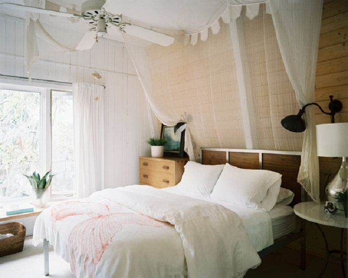 Cần lưu ý những gì khi chọn rèm cửa phòng ngủ