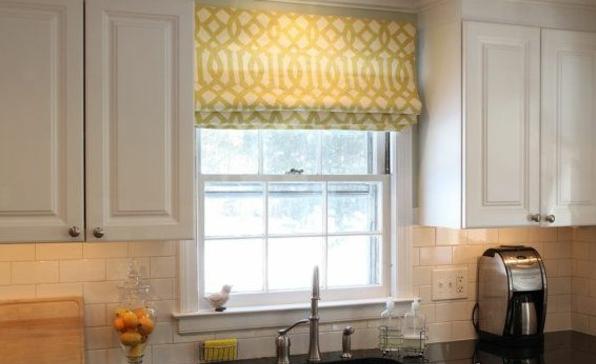 Các loại rèm cửa phòng bếp cho ngôi nhà bạn