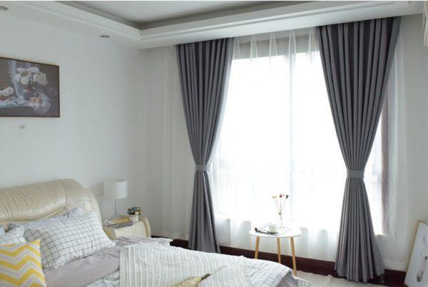 Nên chọn rèm cửa phòng ngủ như thế nào?